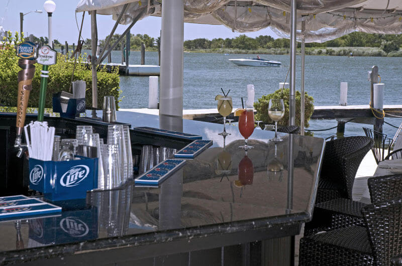 The Snapper Inn Waterside Dining On The Banks Of The