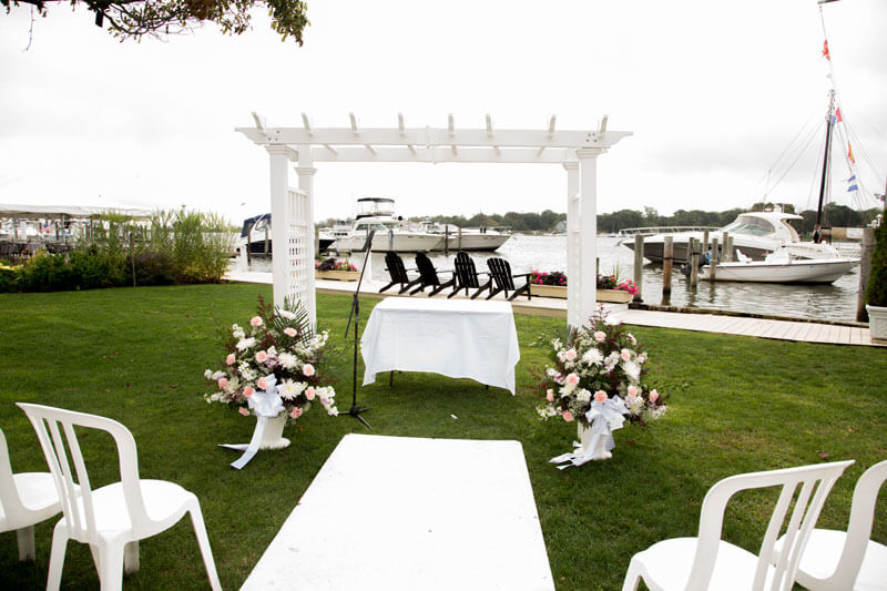 Weddings in the Snapper Inn